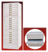 KD-102-1 Paraffin Block Cabinet with Lock