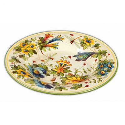 Fiori Oval Platter