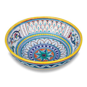 Geometrico Large Salad Bowl