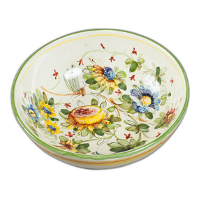 Toscana Fiori Serving Bowl