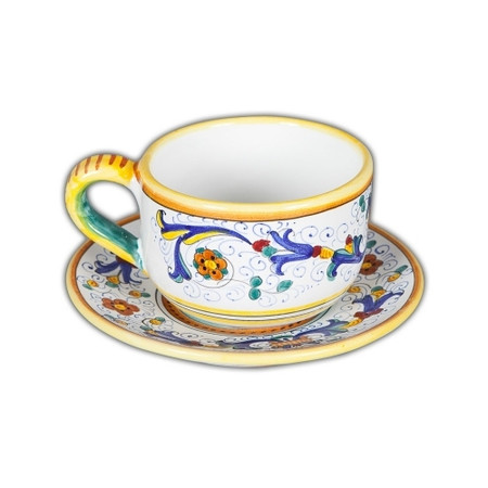 Latte Cup & Saucer - Ricco