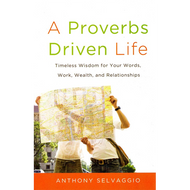 A Proverbs Driven Life by Anthony Selvaggio (Paperback)