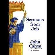 Sermons from Job by John Calvin (Paperback)