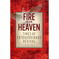 Fire from Heaven by Paul E.G. Cook (Paperback)