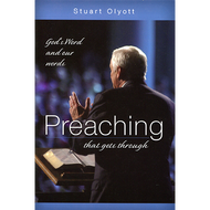 Preaching that Gets Through by Stuart Olyott (Paperback)