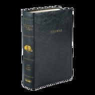 The Matthew Henry Study Bible (Black Deluxe Flexisoft) KJV