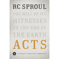 Acts by R.C. Sproul (Hardcover)