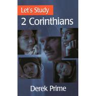 Let's Study 2 Corinthians by Derek Prime (Paperback)