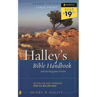 Halley's Bible Handbook by Henry H. Halley
