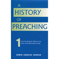 A History of Preaching (2 Volume Set)