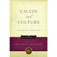 Calvin and Culture by David W. Hall and Marvin Padgett (Paperback)