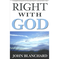 Right With God by John Blanchard (Paperback)