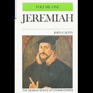 Jeremiah 1-9 Geneva Commentary Series, volume 1 by John Calvin (Hardcover)