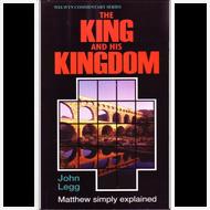 A King & His Kingdom by John Legg (Paperback)