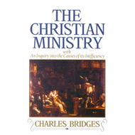 The Christian Ministry by Charles Bridges (Paperback)