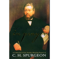 The Pastor in Prayer by Charles Spurgeon (Hardcover)