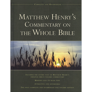 Matthew Henry's Commentary on the Whole Bible by Matthew Henry (Hardcover)
