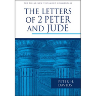 Letters of 2 Peter and Jude by Peter H. Davids (Hardcover)