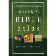 Baker's Bible Atlas by Charles F. Pfeiffer (Hardcover)