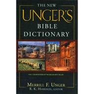 New Unger's Bible Dictionary by Merrill F. Unger (Hardcover)