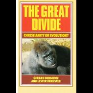 The Great Divide by Gerard Berghoef & Lester DeKoster (Paperback)