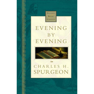 Evening by Evening by Charles H. Spurgeon (Hardcover)