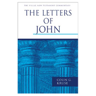 The Letters of John by Colin G. Kruse (Hardcover)