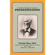 A Southern Baptist Looks at Predestination by Patrick Hues Mell (Paperback)