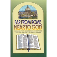 Far from Rome, Near to God (Paperback)
