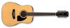 Ibanez PF1512 NT 12-String Acoustic Guitar