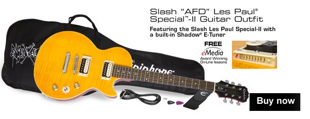 Epiphone Slash AFD Les Paul