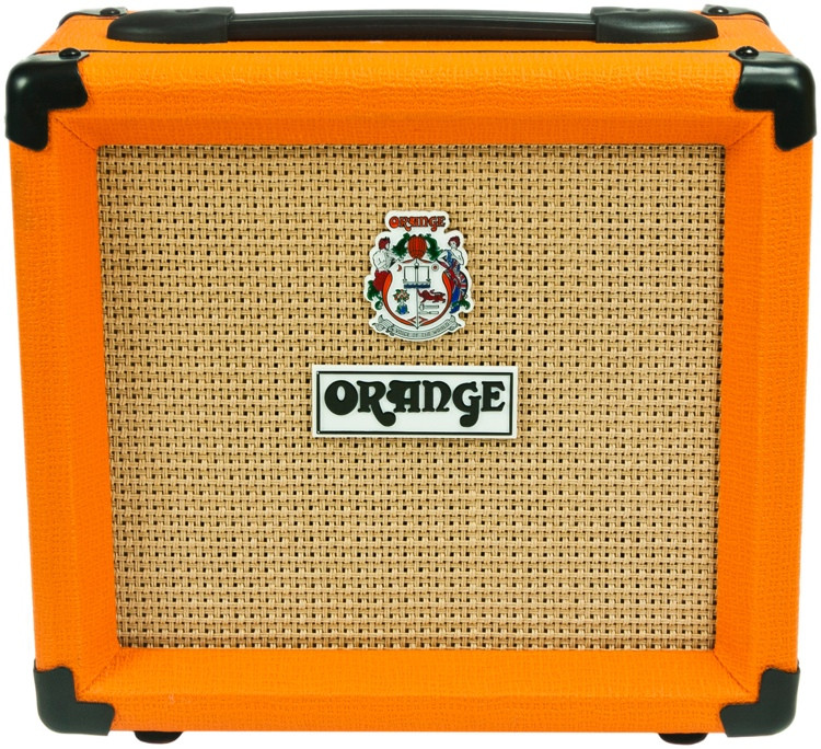 Orange Guitar Amp a strong and flexible UK brand