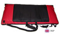 Custom Keyboard Carrying Case for Yamaha Tyros 5  Red ( 61 Key version )