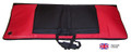 Custom Keyboard Carrying Case for Yamaha Tyros 5  Red ( 76 Key version )