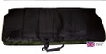 Custom Keyboard Carrying Case for Yamaha Tyros 5 Black ( 76 Key version )