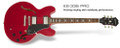 Epiphone ES335 Pro Limited Edition Electric Guitar Cherry
