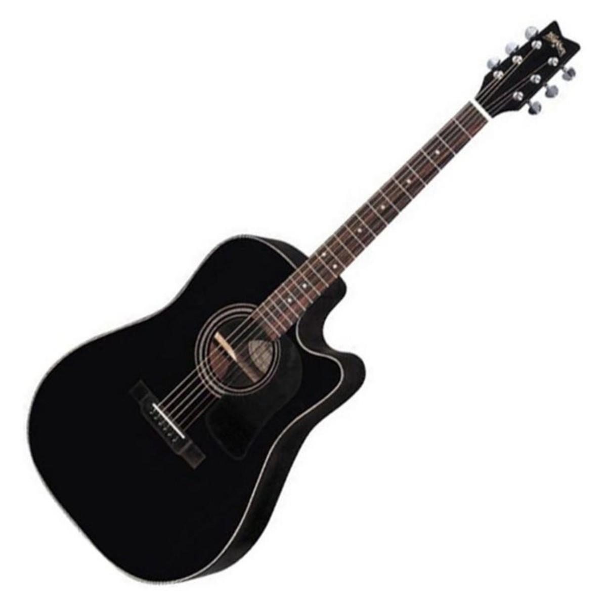washburn wd10sce guitare electro-acoustique