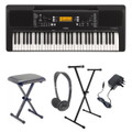 Yamaha PSR-E363 Electronic Keyboard Pack 2