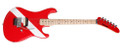 Kramer The 84 Electric Guitar in Red Diver/Down Stripe
