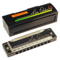 Lee Oscar diatonic harmonica ( Key F sharp )
