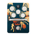 Orange Kongpressor Class A Compressor pedal