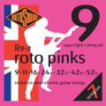 Rotosound R9-7 Roto Yellow Nickel Electric Guitar Strings 9-52 7-String Regular