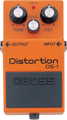 Boss DS1 Distortion Guitar Effects Pedal