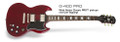 Epiphone SG G400 Pro in cherry