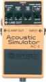 Boss AC3 acoustic guitar simulator