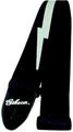 Gibson guitar strap lightbolt black