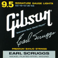 Gibson Earl Scruggs Signature 5 string Banjo Strings Light gauge