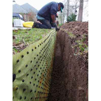 "Biobarrier Root Control Fabric 19"" x 100'"