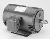 Y486 Two Speed One Winding Variable Torque Three Phase 5/1.25 HP