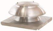 ARD120XB Propeller Rooftop Exhaust Fans Direct Drive